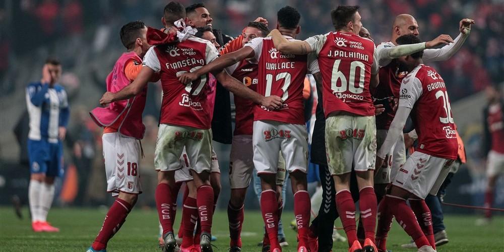 Sporting Braga behaalt goed resultaat in Bulgarije: tot wel 4.24 keer je inzet!